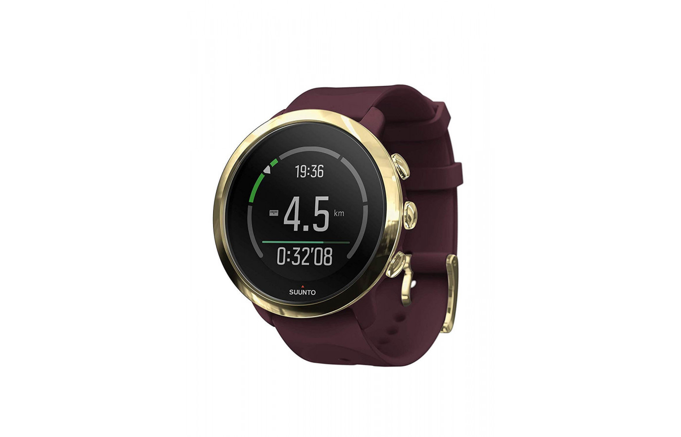 Suunto 3 HR Fitness Burgundy