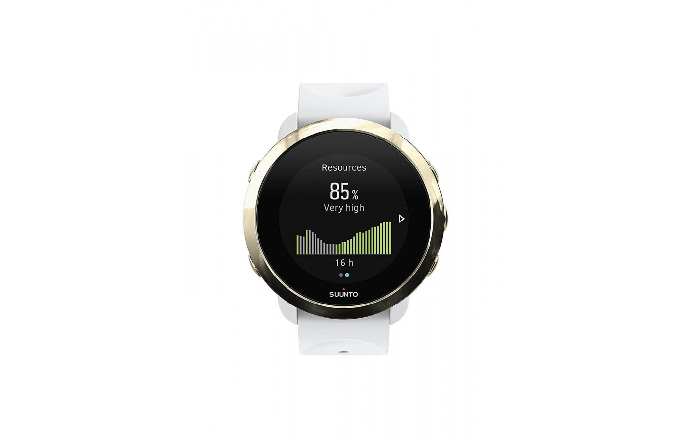 Suunto 3 HR Fitness Gold front