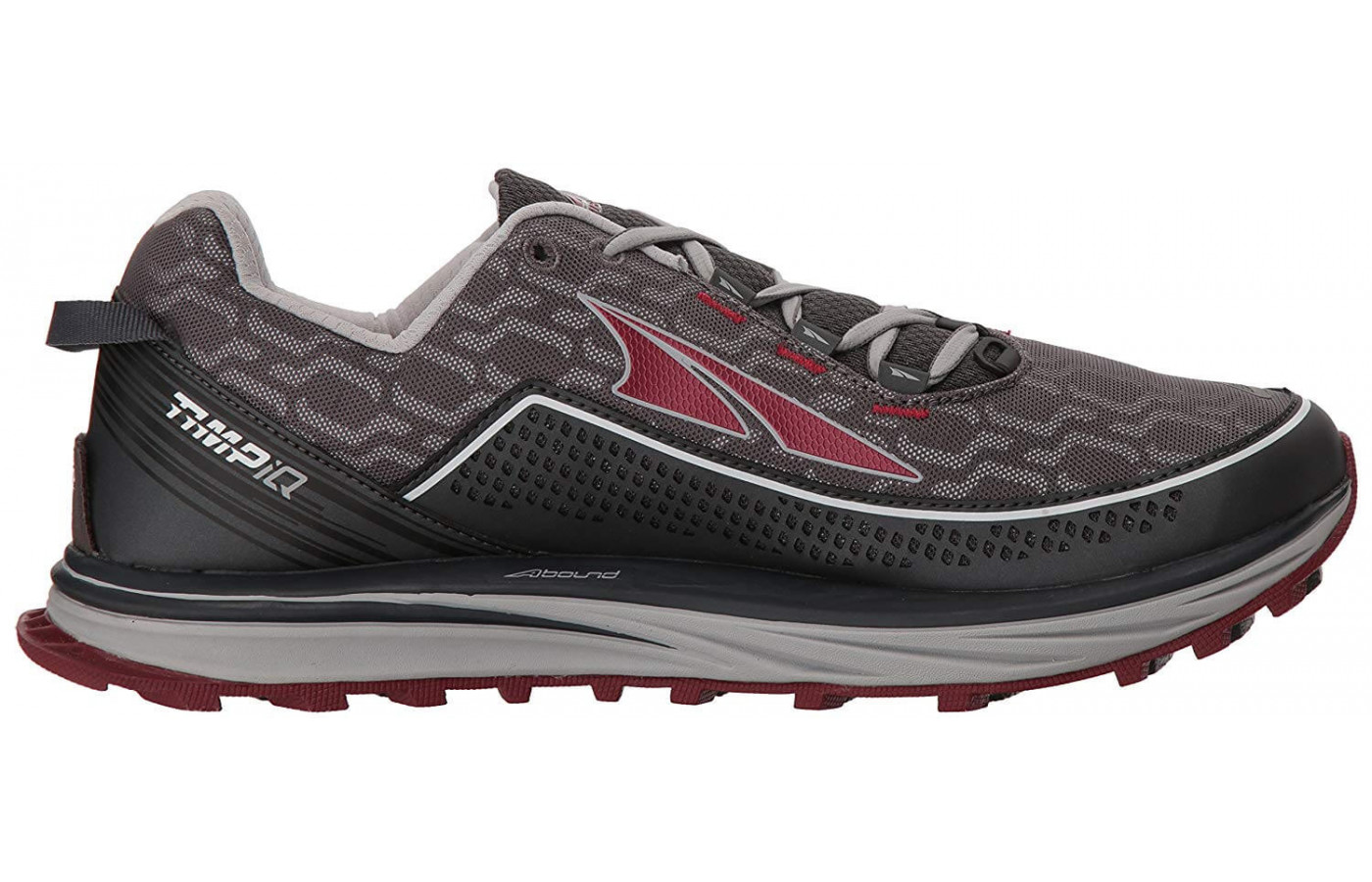 The TImp IQ is equipped with an ALTRA IQ footbed sensor