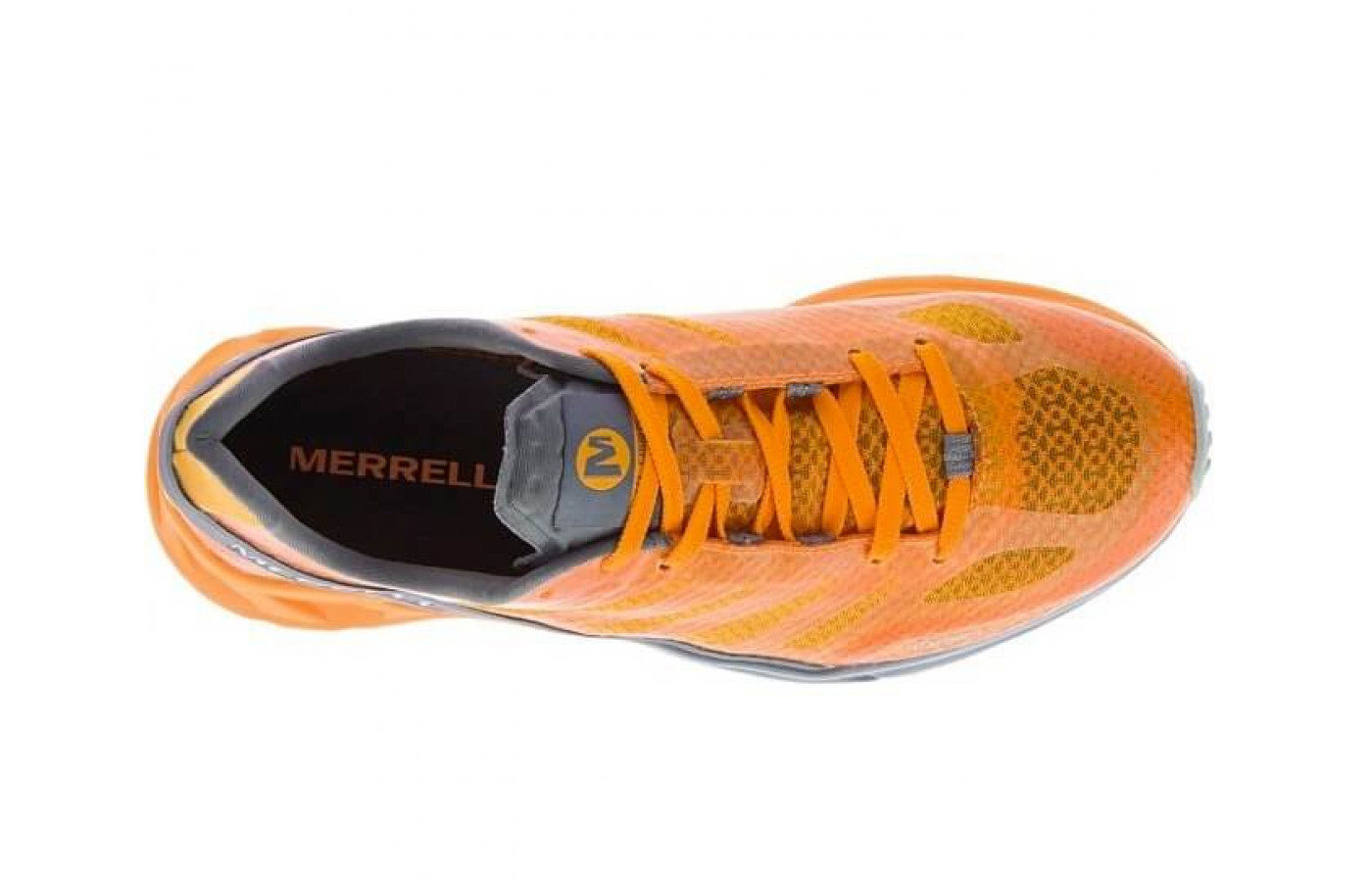 Breathable mesh forms the MTL Cirrus's upper