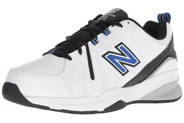 An in depth review of the New Balance 608v5 cushioned walking, training and jogging shoe.