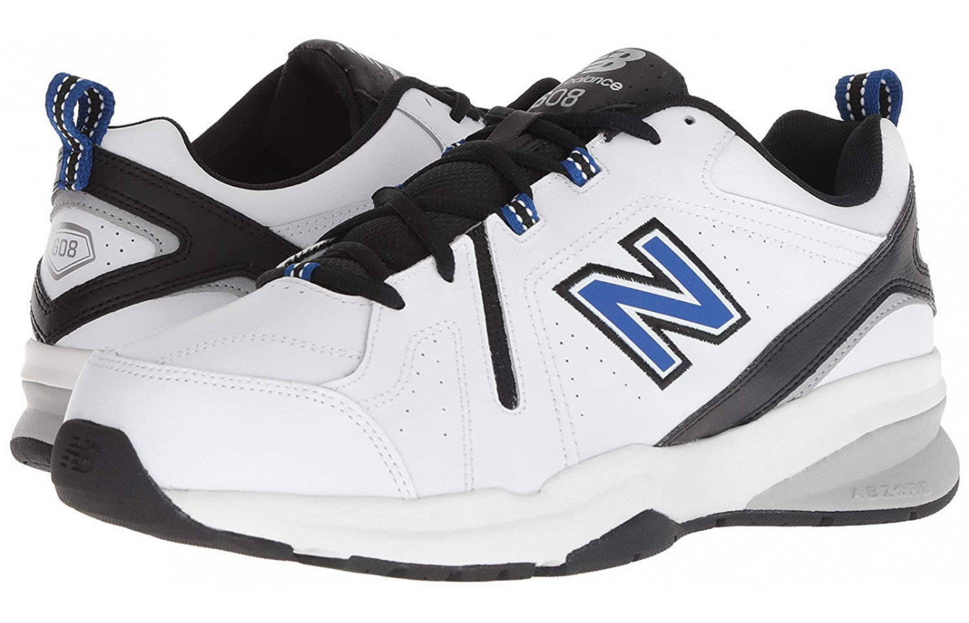 New Balance 608v5 left right