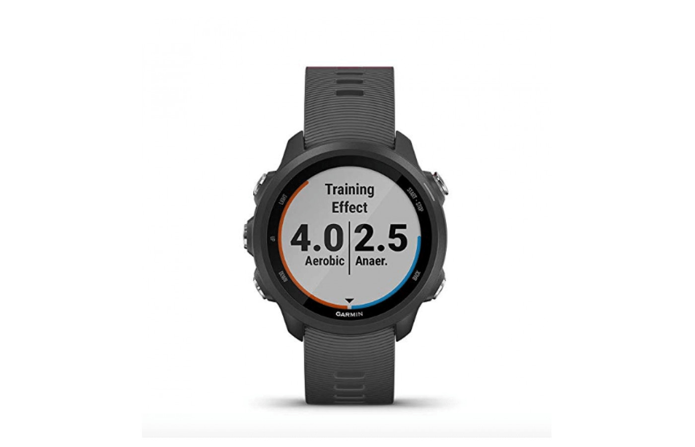 The Forerunner 245 has tracking features for running, cycling, and even swimming.