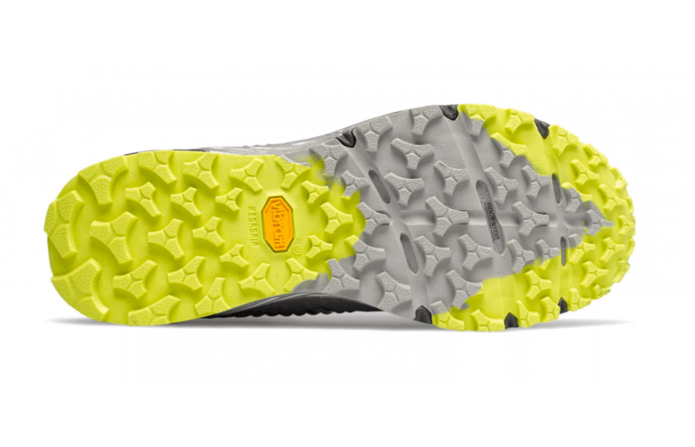 The Summit KOM features a highly durable Vibram outsole
