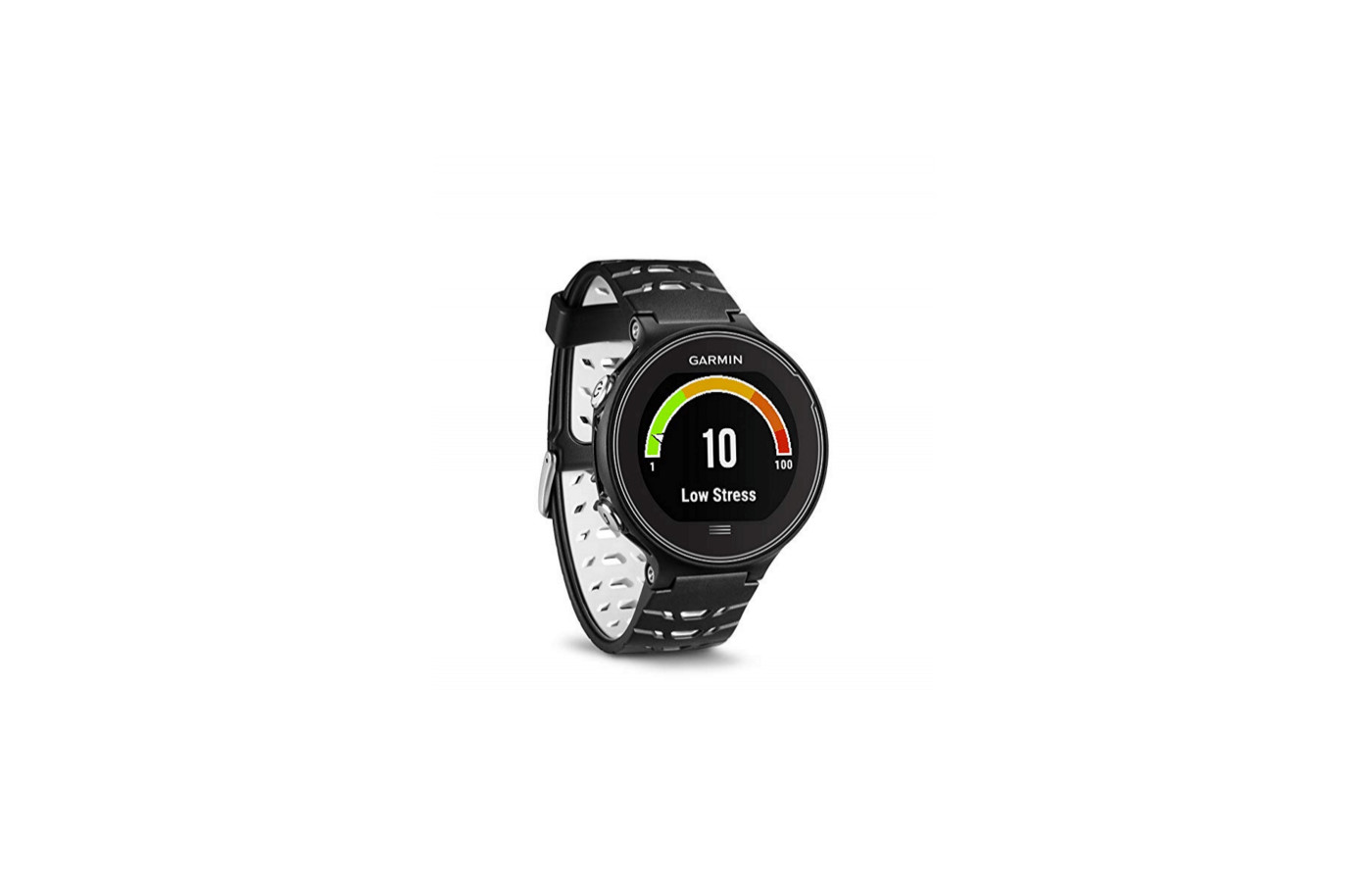 The Forerunner 630's heart rate monitor can be purchased separately