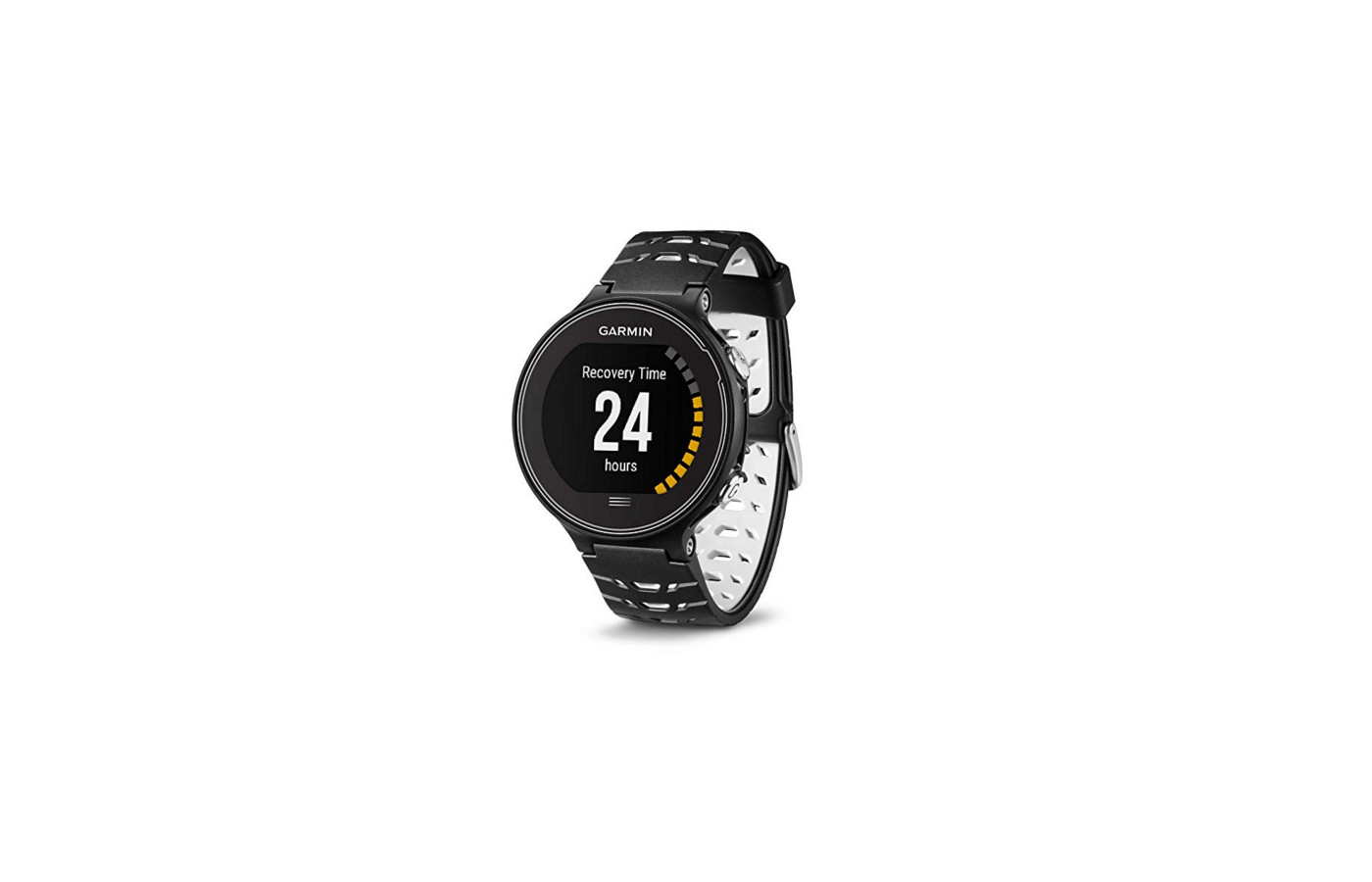 The Forerunner 630 can display advanced running dynamics.