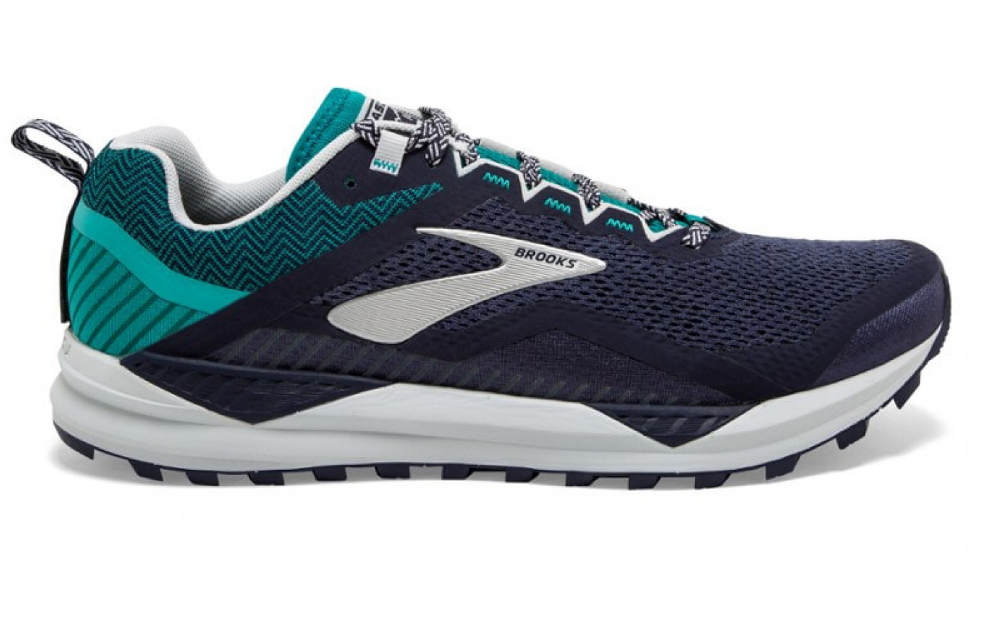 The Cascadia 14 still features a BioMoGo DNA midsole