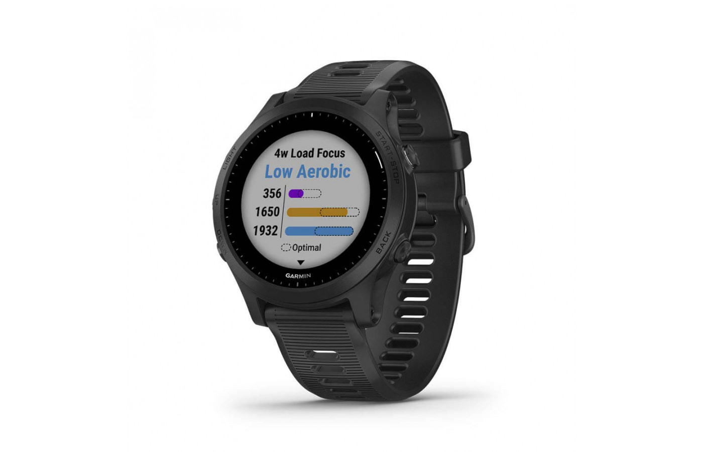 The Forerunner 945 is mainly avilable in black and blue.