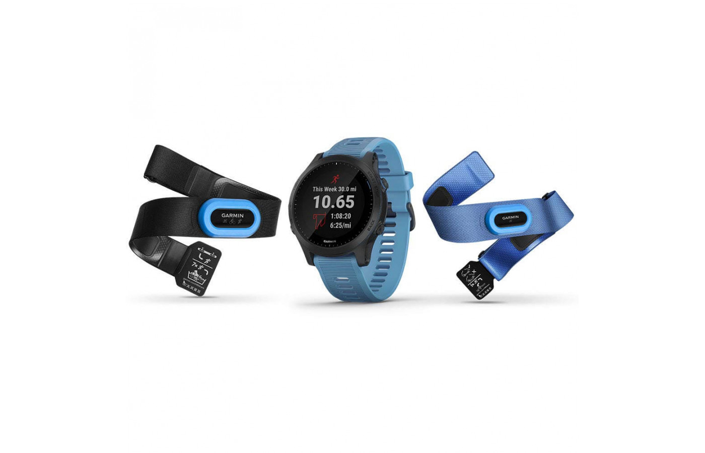 Buyers can also purchase a Forerunner 945 in a bundle pack.