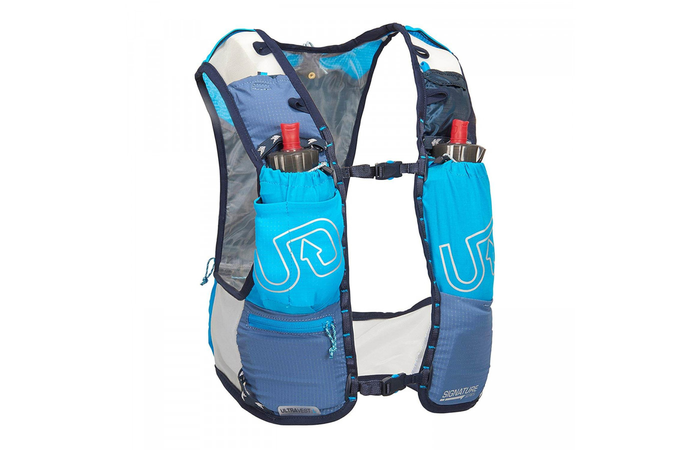 The Ultra Vest 4.0 is only available in Signature Blue