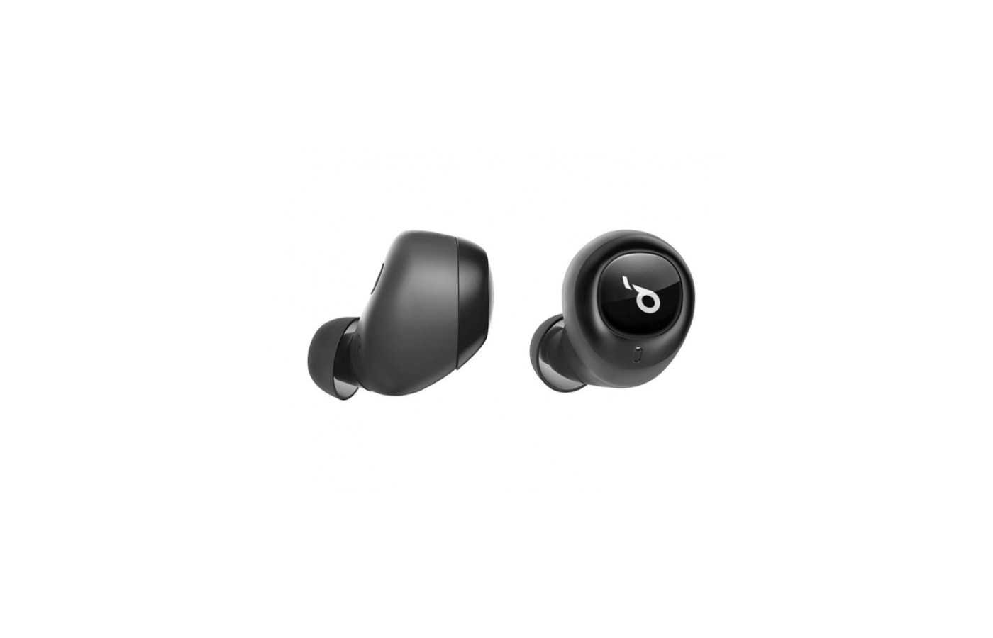 The Liberty Neo is outfitted with silicone ear tips.
