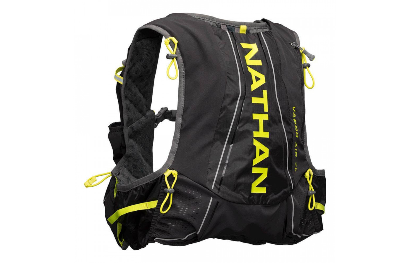 The Vapor Air comes equipped with a two-liter BPA-free hydration bladder.