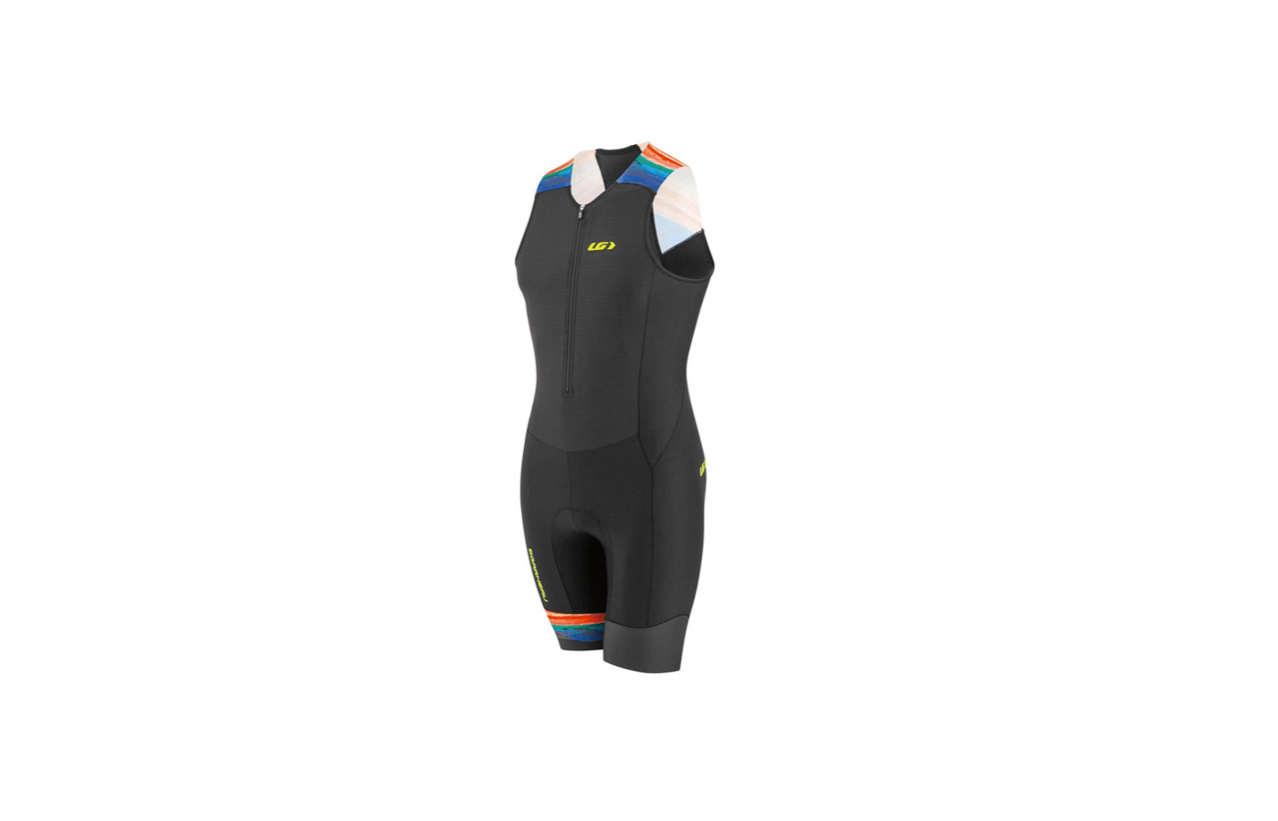 The Pro Carbon tri suit is available in four color schemes for each size range