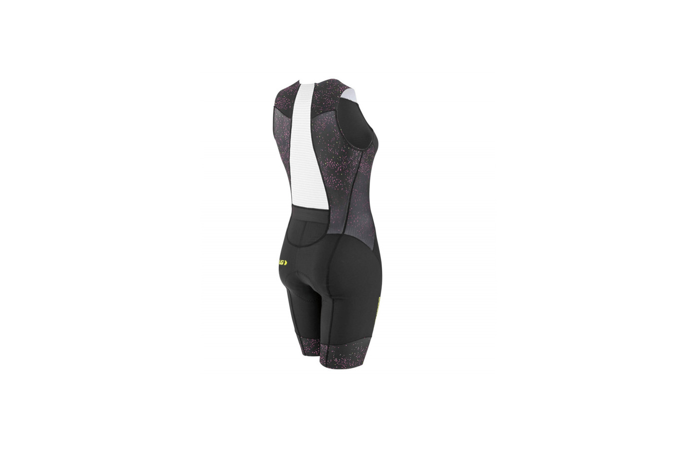 The Pro Carbon's fabric enhances blood circulation and recovery time.