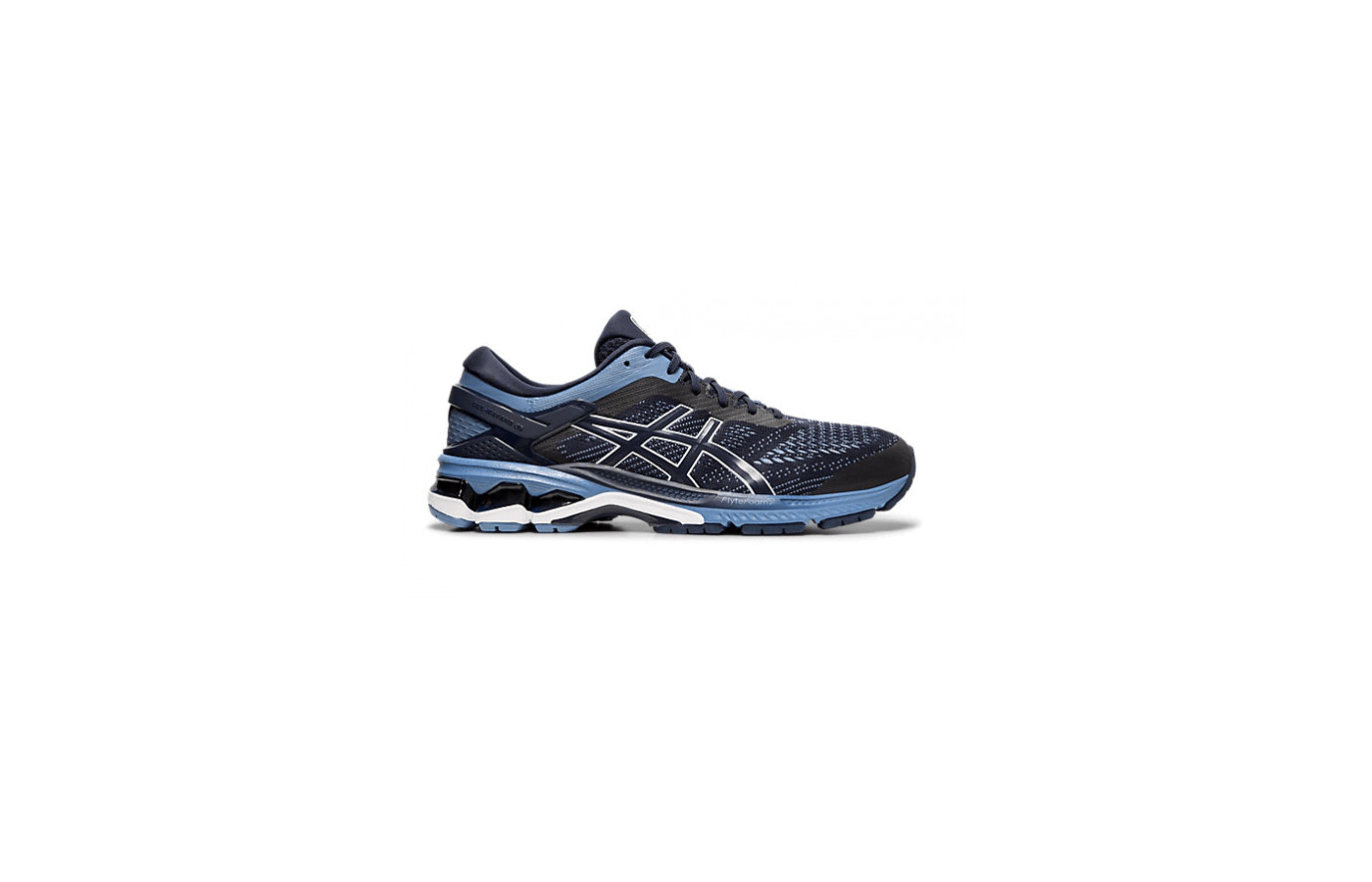 The Gel-Kayano 26 is available in multiple colorways