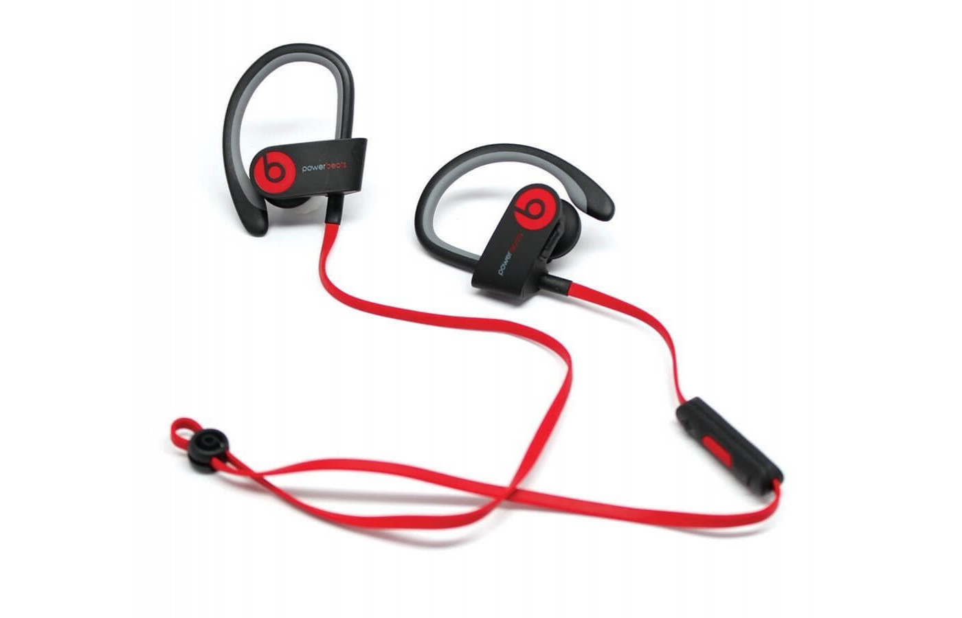 The Powerbeats2 features and in-ear and hooked design