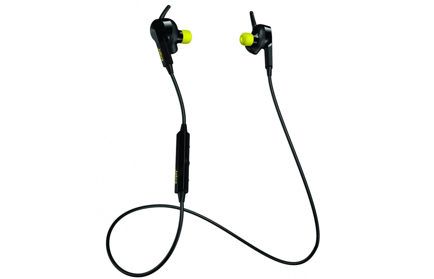The Sport Pulse cmes with silicone and COMPLY foam ear tips.