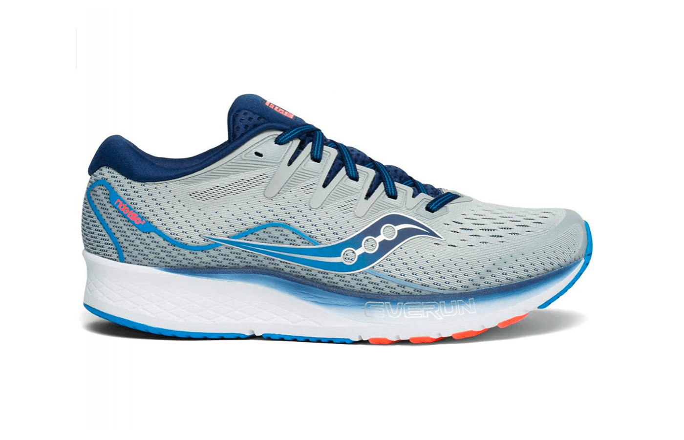 Saucony Men's Ride ISO 2 Running Shoe