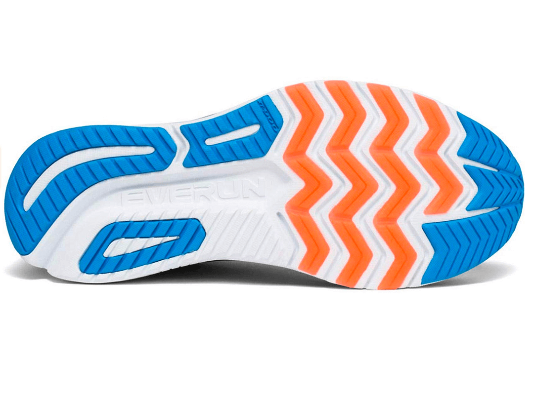 Saucony Men's Ride ISO 2 Running Shoe Outsole