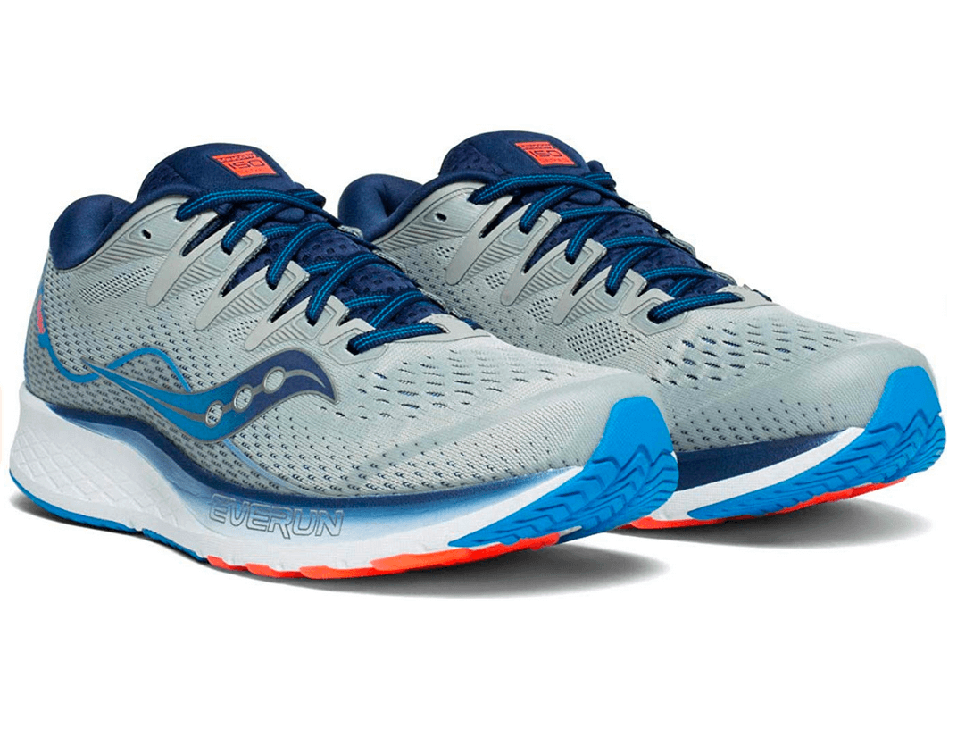 Saucony Men's Ride ISO 2 Running Shoe Full View