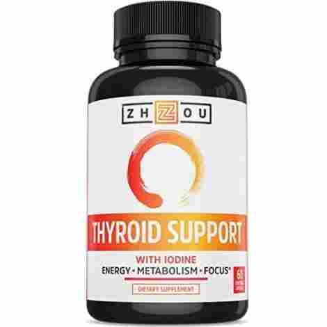 Zhou Thyroid Support Complex