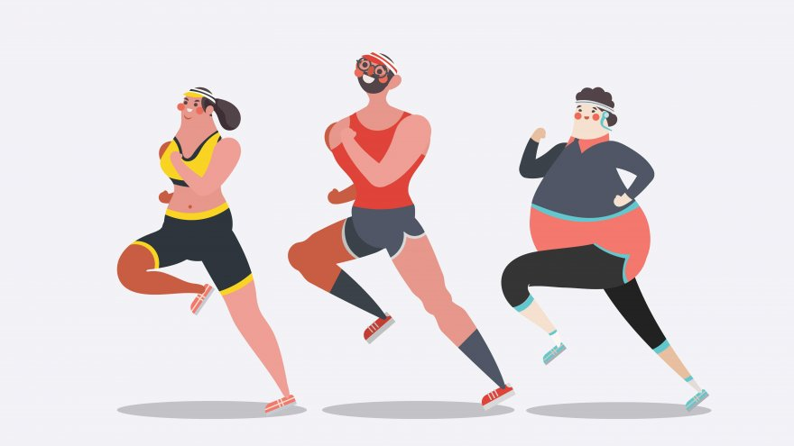 Overcome mental obstacles to become a runner
