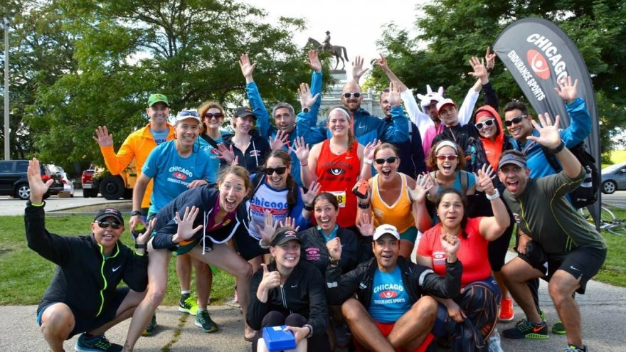 How Joining a Run Group Made Me a Better Runner