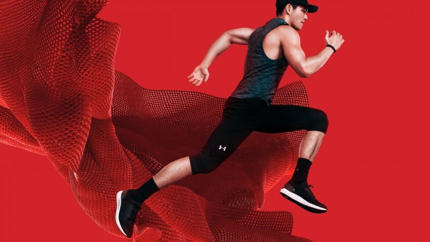 under armour releases two new shoe models and new cushioning system