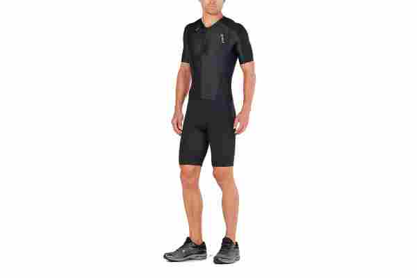 In depth review of the 2XU Compression Full Zip Sleeved Trisuit