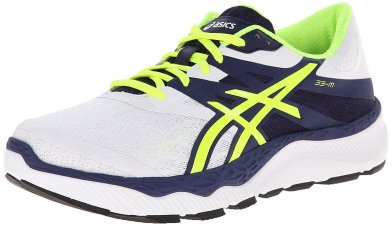 An in depth review plus pros and cons of the Asics 33 M