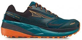 The Altra Olympus 3.5 provides a stable and secure yet comfortable wear.