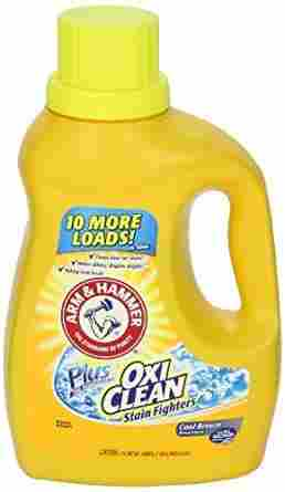11. Arm And Hammer Liquid Detergent