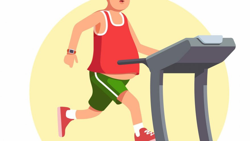 How to start running when overweight or obese