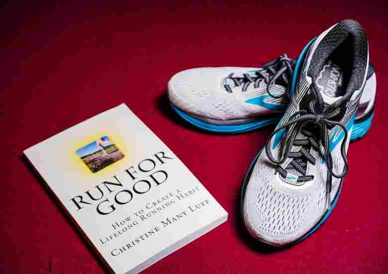 'Run for Good' is a great book for beginners and those looking to get back to running.