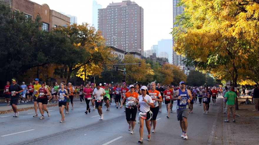 5 reasons why Chicago marathon should be on your bucketlist