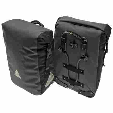 6. Axiom Monsoon Aero DLX 35 Pannier Set