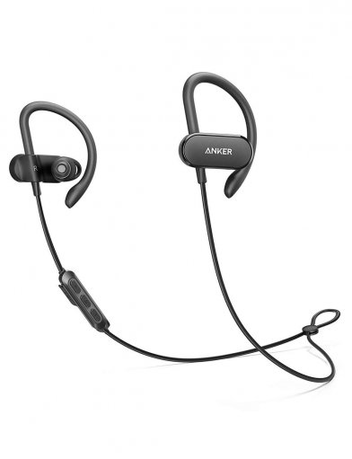 The Anker Soundbuds Curve is durable, versatile, and inexpensive.