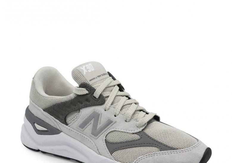 The New Balance X-90 combine's today's aesthetic with older designs