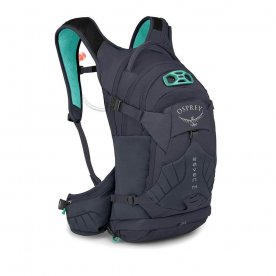 The Osprey Packs Raptor 14 is fit for mountain biking, hiking, and even camping.