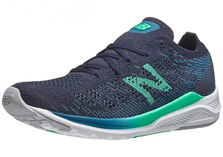 The New Balance 890v7 is the line's lightest shoe to date