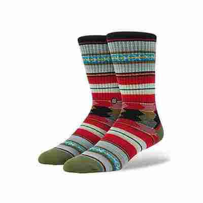 Guadelupe Tribal Stripe Arch Support Classic Crew