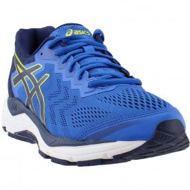 The Asics Gel Fortitude 8 stabilizes both neutral runners and underpronators.
