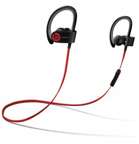 The Beats Powerbeats2 is the brand's first wireless headset.