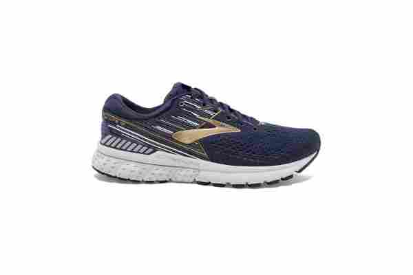The Brooks Adrenaline GTS 19 is a comfortable and reasonably priced stability shoe.