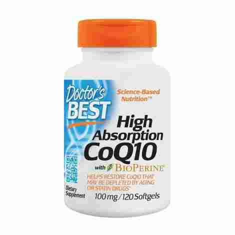 8.  Doctor's Best High Absorption