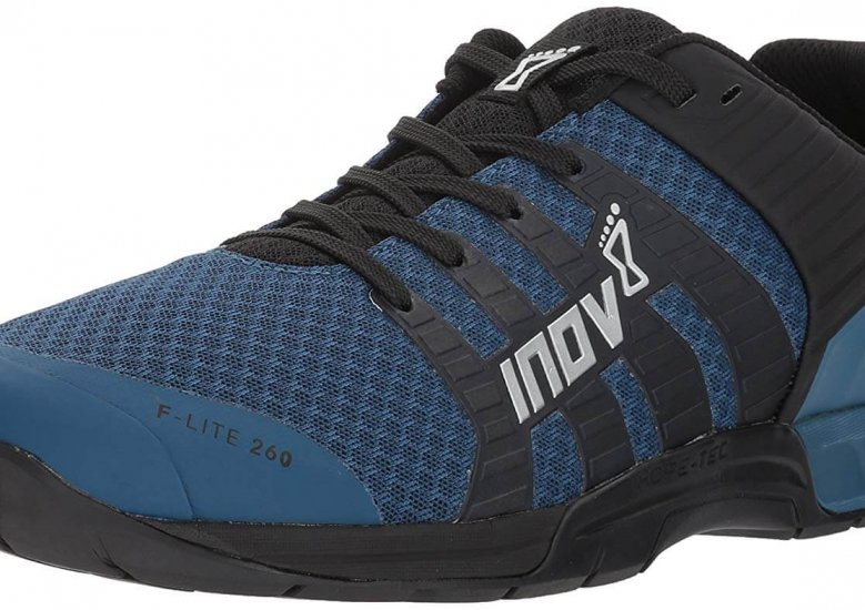 The Inov-8 F-Lite 260 accommodates a number of different cross-training activities.