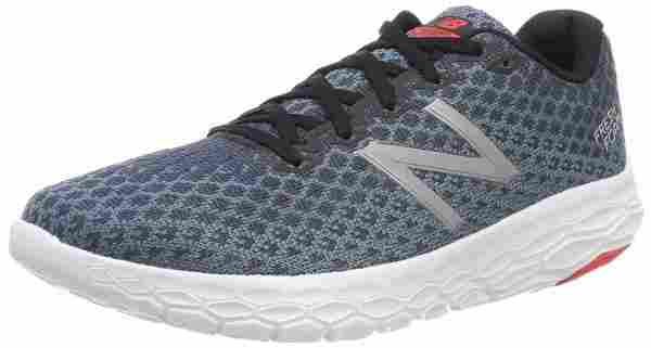 The New Balance Fresh Foam Beacon v1 is a running shoe for roads and racing