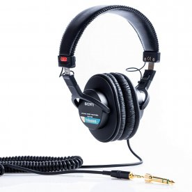 The Sony MDR-7506 is mainly designed for audio production.
