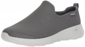 The Skechers GoWalk Max's casual design makes it suitable for all runners.