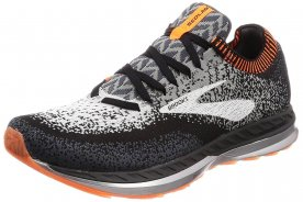 The Brook Bedlam provides a stable and corrective wear for all types of road runners.